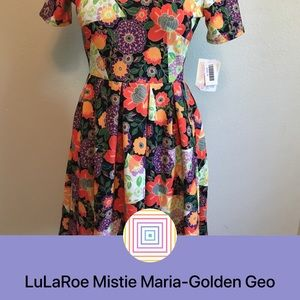 Lularoe Amelia pocket dress